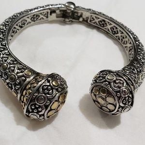John Hardy Hinge Bracelet